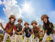 Banda se apresenta pela primeira vez em Ribeirão com o Baile do Xaxado