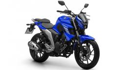 Nova Yamaha Fazer FZ25 ganha farol de ultima geração