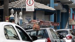 Zona Azul tem cobrança suspensa até o dia 21 de abril